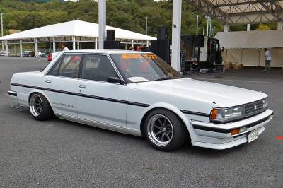 Shop by Vehicle - Toyota - Cressida