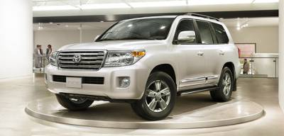 Shop by Vehicle - Toyota - Land Cruiser