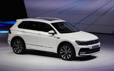 Shop by Vehicle - Volkswagen - Tiguan