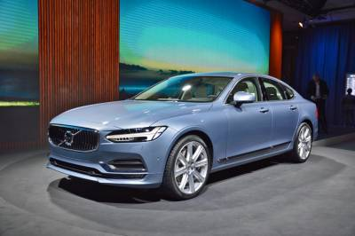 Shop by Vehicle - Volvo - S90