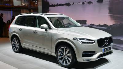 Shop by Vehicle - Volvo - XC90