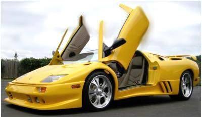 Shop by Vehicle - Lamborghini - Diablo