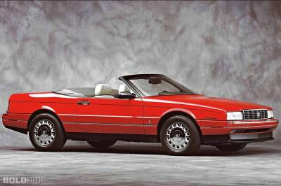 Shop by Vehicle - Cadillac - Allante