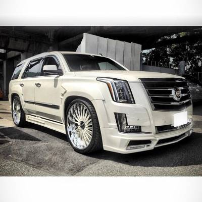 Shop by Vehicle - Cadillac - Escalade
