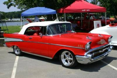 Shop by Vehicle - Chevrolet - Bel Air