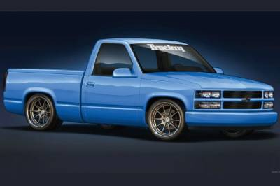 Shop by Vehicle - Chevrolet - C/K Truck
