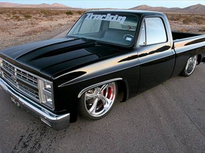 Shop by Vehicle - Chevrolet - C10