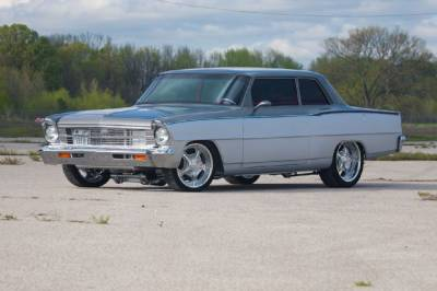 Shop by Vehicle - Chevrolet - Chevy II
