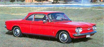 Shop by Vehicle - Chevrolet - Corvair
