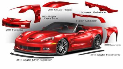 Shop by Vehicle - Chevrolet - Corvette