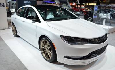 Shop by Vehicle - Chrysler - 200