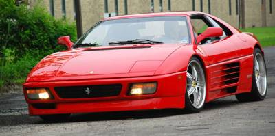 Shop by Vehicle - Ferrari - 348