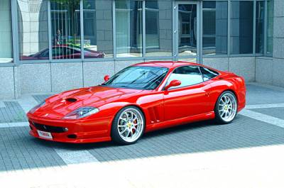 Shop by Vehicle - Ferrari - 550 575M