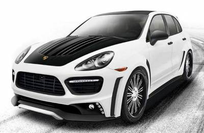 Shop by Vehicle - Porsche - Cayenne