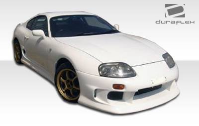 Supra - Body Kits - Extreme Dimensions 16 - Toyota Supra Duraflex TD3000 Wide Body Body Kit - 10 Piece - 111088