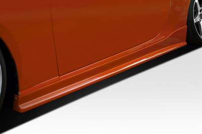 FRS - Side Skirts - Extreme Dimensions 16 - Scion FRS Duraflex Duraflex V-Speed Side Skirts Rocker Panels - 2 Piece - 112060