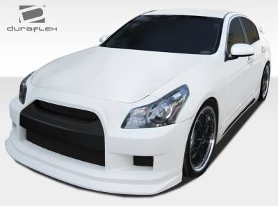 G25 - Body Kits - Extreme Dimensions 16 - Infiniti G25 Duraflex GT-R Body Kit - 4 Piece - 108231