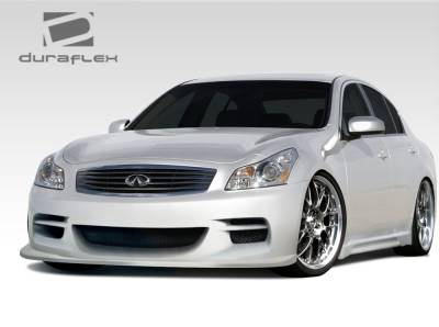 G25 - Body Kits - Extreme Dimensions 16 - Infiniti G25 Duraflex TS-1 Body Kit - 4 Piece - 107673