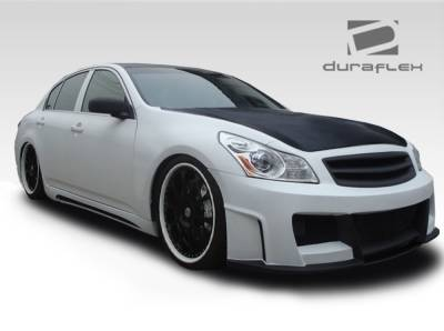 G25 - Body Kits - Extreme Dimensions 16 - Infiniti G25 Duraflex Elite Body Kit - 4 Piece - 107670