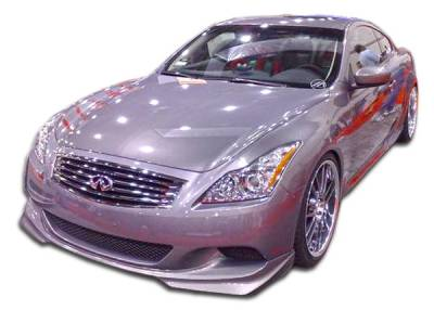 G25 - Body Kits - Extreme Dimensions 16 - Infiniti G25 Duraflex J-Spec Body Kit - 4 Piece - 106123