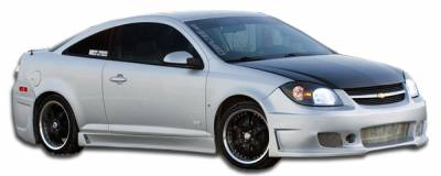 Cobalt 2Dr - Side Skirts - Extreme Dimensions 16 - Chevrolet Cobalt Duraflex B-2 Side Skirts Rocker Panels - 2 Piece - 103922