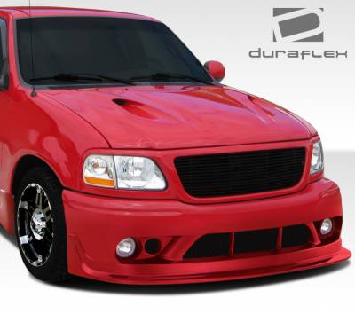 Expedition - Front Bumper - Extreme Dimensions 16 - Ford Expedition Duraflex Cobra R Front Bumper Cover - 1 Piece - 108045