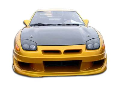 3000GT - Front Bumper - Extreme Dimensions - Mitsubishi 3000GT Duraflex Bomber Front Bumper Cover - 1 Piece - 101016
