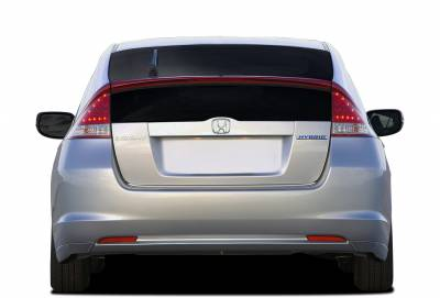 Insight - Rear Add On - Couture - Honda Insight Couture Vortex Rear Add Ons - 2 Piece - 112386
