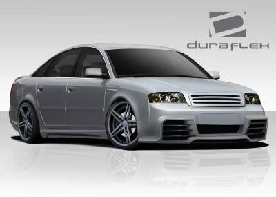 A6 - Body Kits - Extreme Dimensions 16 - Audi A6 Duraflex CT-R Body Kit - 4 Piece - 109004
