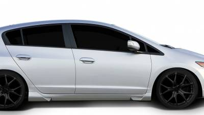 Insight - Body Kit Accessories - Couture - Honda Insight Couture Vortex Side Add Ons - 4 Piece - 112385