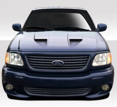 Expedition - Hoods - Extreme Dimensions 16 - Ford Expedition Duraflex CV-X Version 3 Hood - 1 Piece - 109245