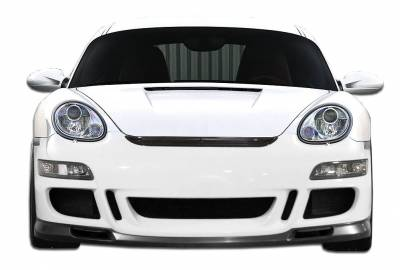 Boxster - Front Bumper - Extreme Dimensions 16 - Porsche Boxster Duraflex GT3-RS Look Front Bumper Cover - 1 Piece - 107242