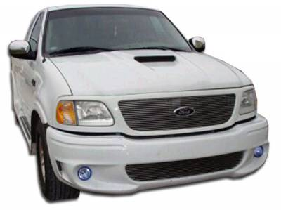 Expedition - Front Bumper - Extreme Dimensions 16 - Ford Expedition Duraflex Lightning SE Front Bumper Cover - 1 Piece - 103056