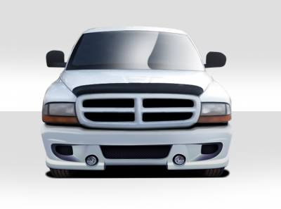 Duraflex - Dodge Dakota Duraflex BT-1 Front Bumper Cover - 1 Piece - 112221