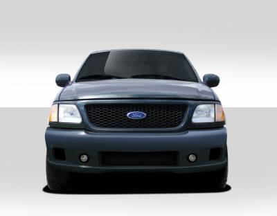Expedition - Front Bumper - Duraflex - Ford Expedition Duraflex BT-2 Front Bumper Cover - 1 Piece - 112107