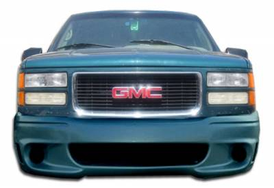 Tahoe - Front Bumper - Extreme Dimensions - Chevrolet Tahoe Duraflex Lightning SE Front Bumper Cover - 1 Piece - 103051