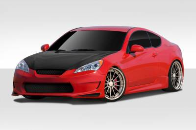 Genesis - Body Kits - Extreme Dimensions 16 - Hyundai Genesis Duraflex AM-S GT Body Kit - 4 Piece - 109597