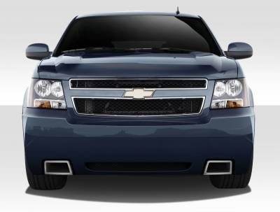Avalanche - Front Bumper - Extreme Dimensions 16 - Chevrolet Avalanche Duraflex SS Look Front Bumper Cover - 1 Piece - 109540