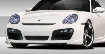 Cayman - Body Kit Accessories - Extreme Dimensions - Porsche Cayman Duraflex Eros Version 1 Air Ducts - 2 Piece - 107253