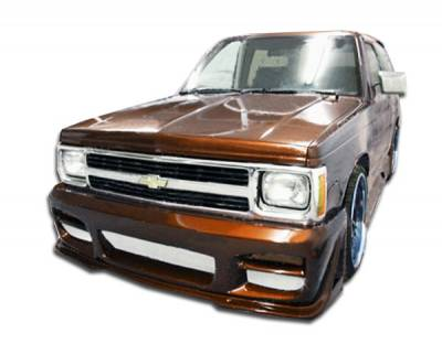 Jimmy - Front Bumper - Extreme Dimensions - GMC Jimmy Duraflex R34 Front Bumper Cover - 1 Piece - 103708