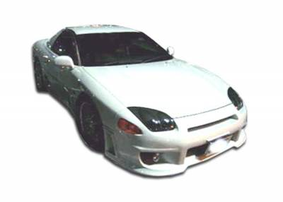 3000GT - Front Bumper - Extreme Dimensions - Mitsubishi 3000GT Duraflex Version 1 Front Bumper Cover - 1 Piece - 101490