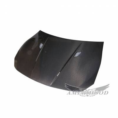 AmeriHood Carbon Fiber - Scion Fr-s AMS-Style AmeriHood Carbon Fiber Hood SF12AHAMSCFH - Image 2